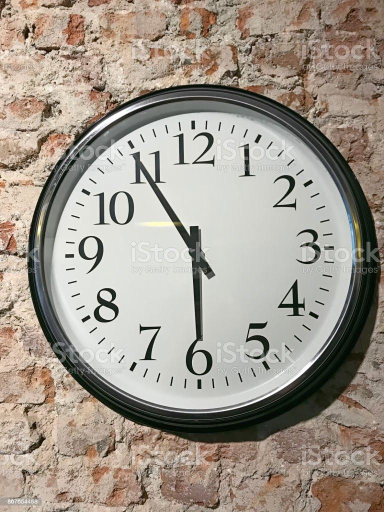 5 Minuten, um 06:00 – Foto