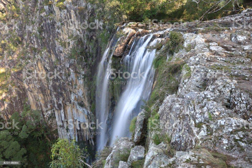 Cascade de Minyon Falls, northern NSW - Photo