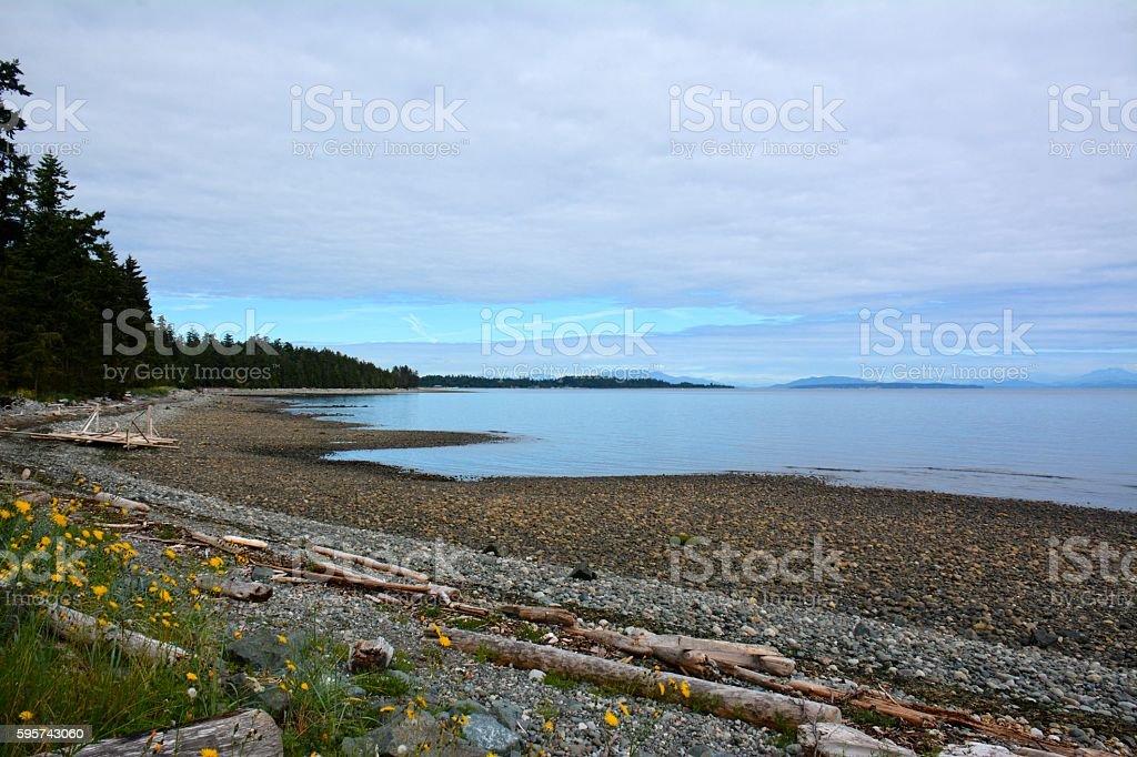 Miracle Beach stock photo