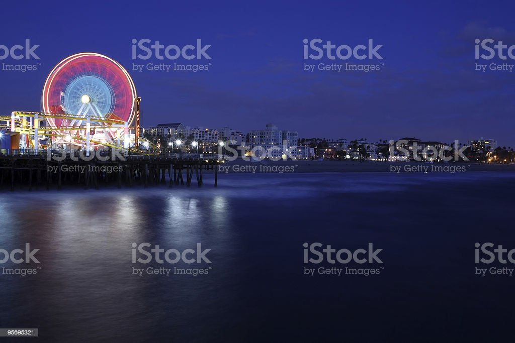 Miracle Wheel royalty-free stock photo