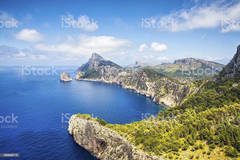 Mirador es Colomer-Cap de Formentor/Mallorca – Foto