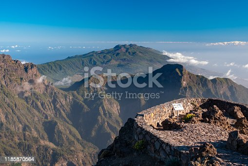 Roque de los Muchachos, Caldera de Taburiente National Park, La Palma, Canary Islands, Spain, Europe