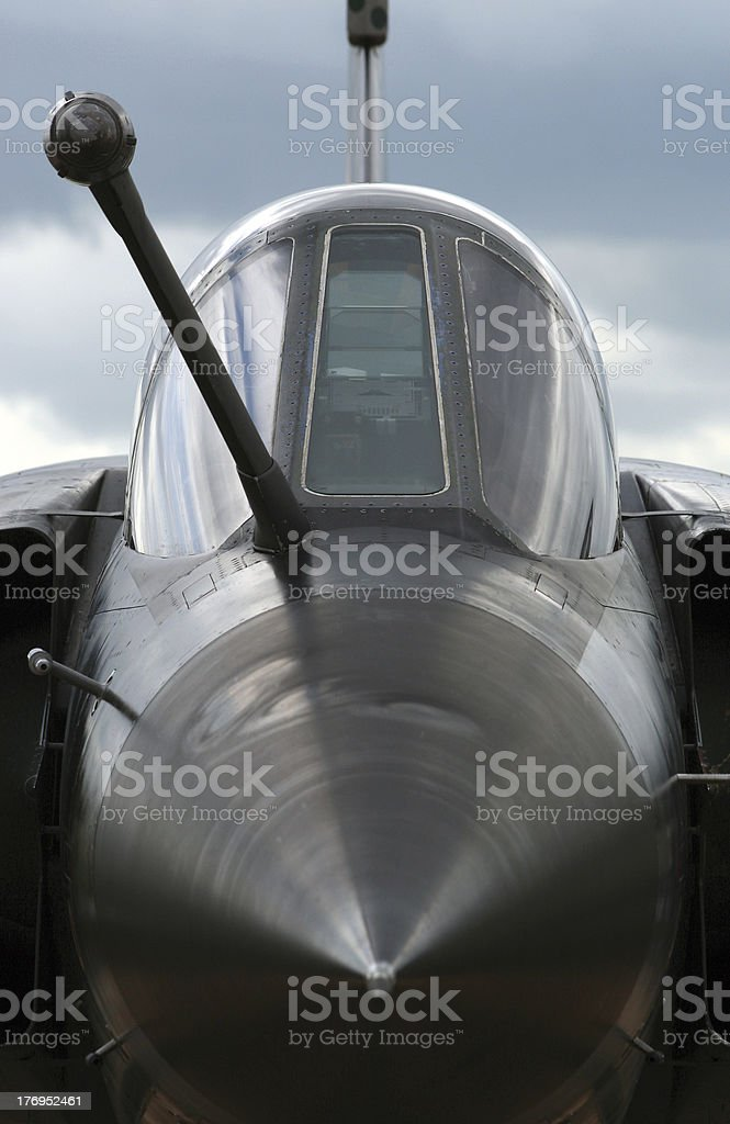 Mirage F1 Up Close and Personal royalty-free stock photo