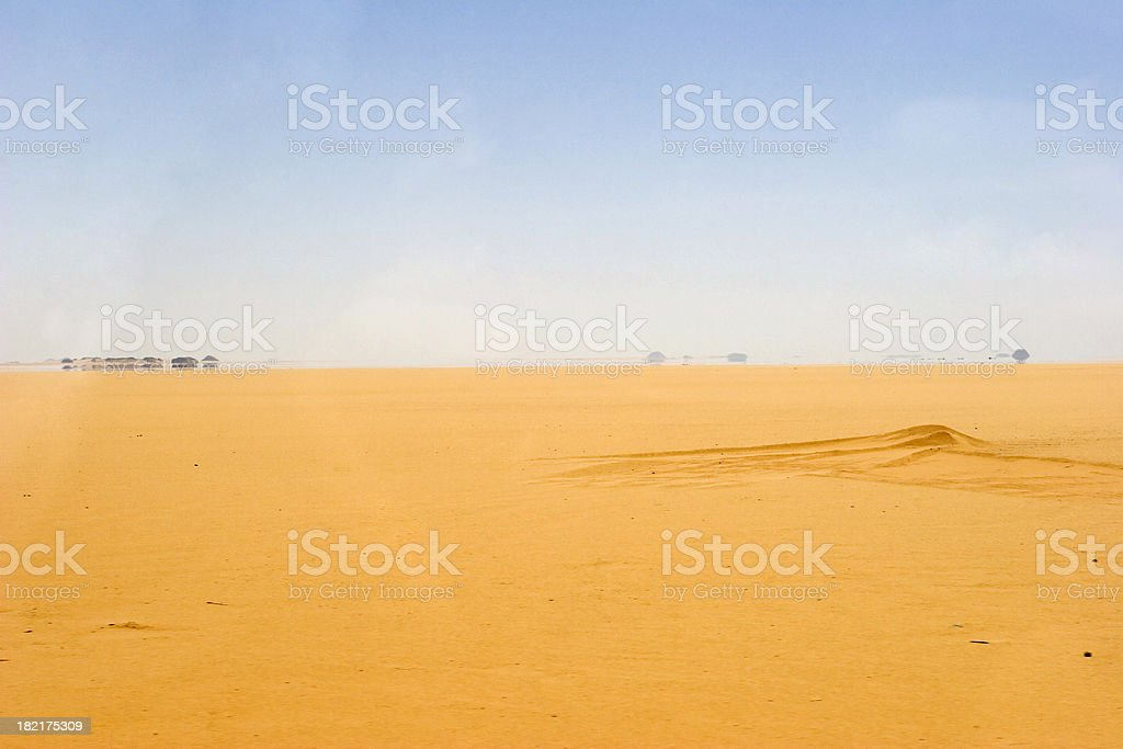 Mirage stock photo