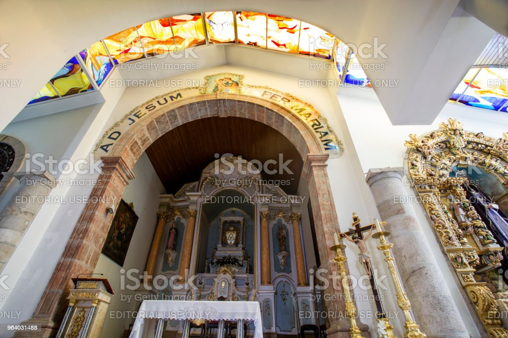 Mirandela Parish Church - Royalty-free 2017 Stock Photo
