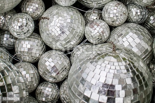 istock Mirror balls 537866278
