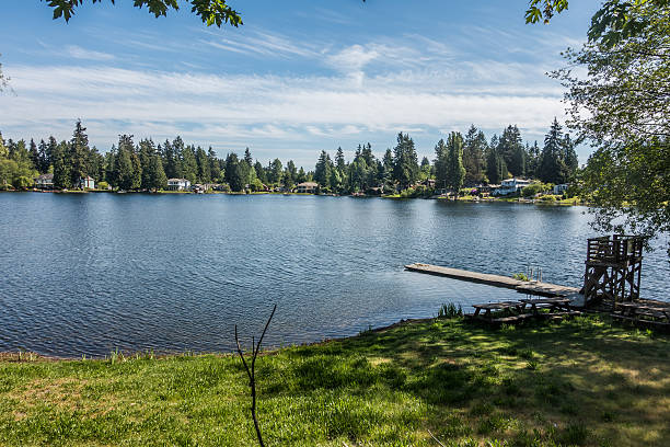 mirror lake 2 - lac mirror lake photos et images de collection