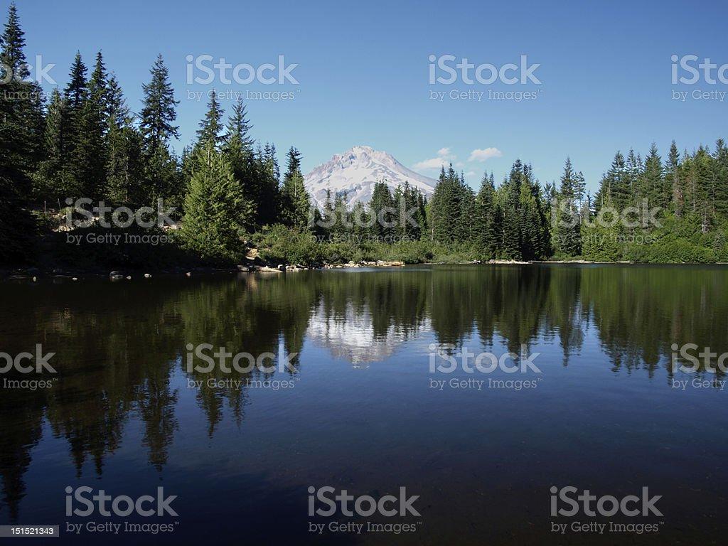 Mirror Lake photo libre de droits