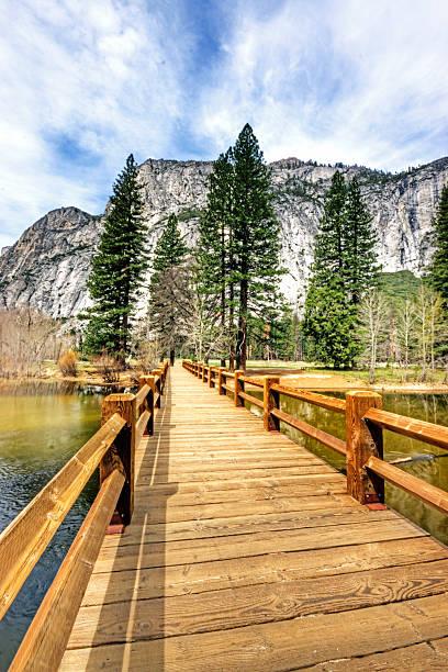 Mirror Lake Yosemite - Photo