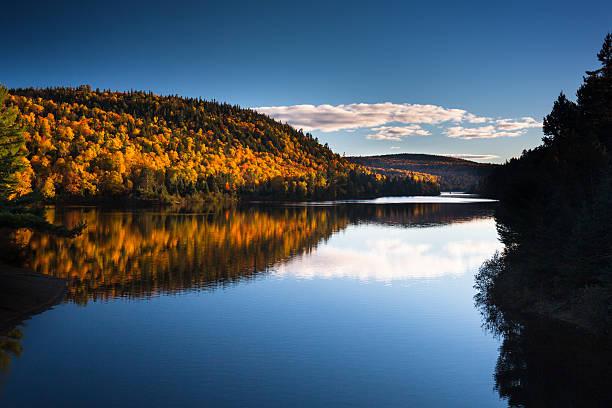 Miroir de l'automne - Photo