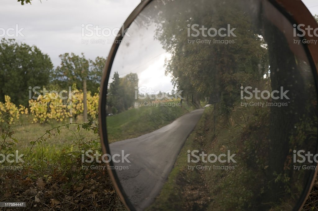 Mirroring stock photo