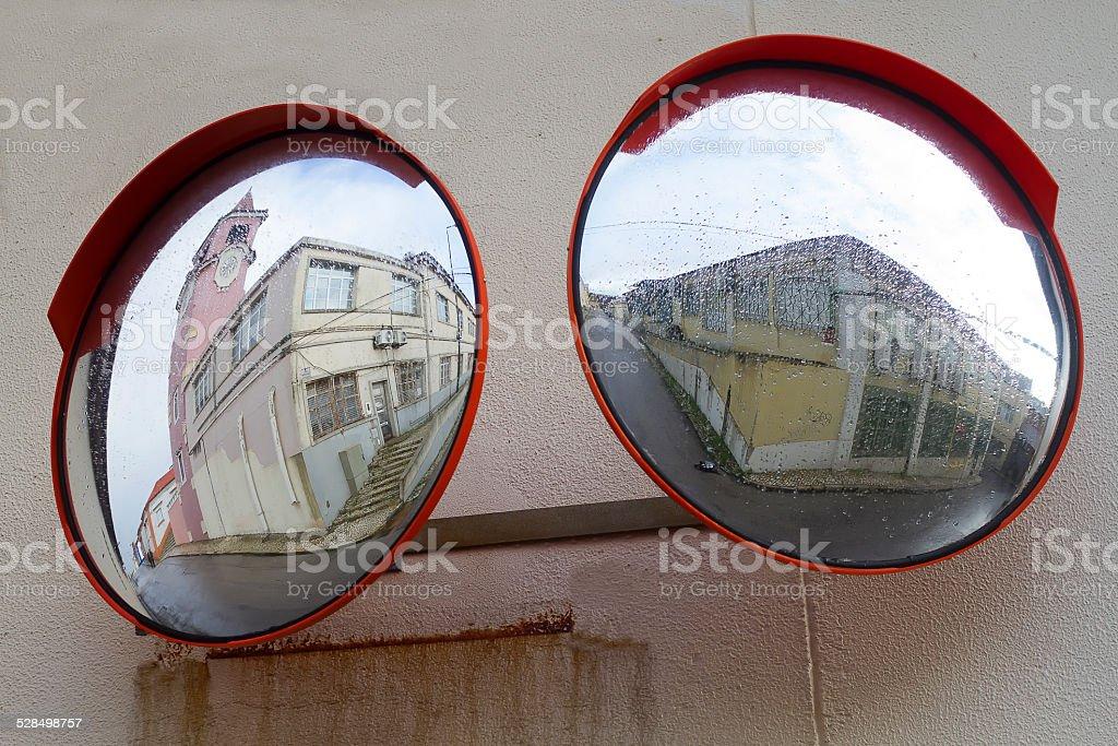 mirrors stock photo