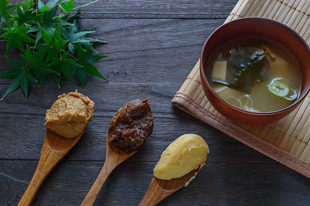 味噌 - 和食 ストックフォトと画像