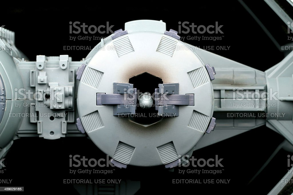Missile Bay royalty-free stock photo