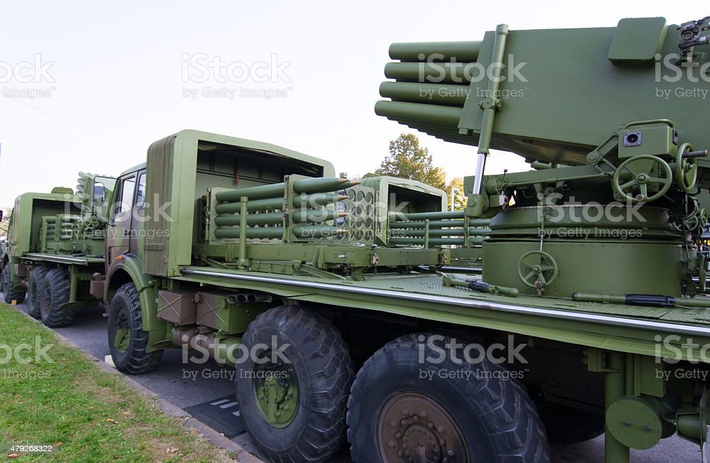 missile launch stock photo