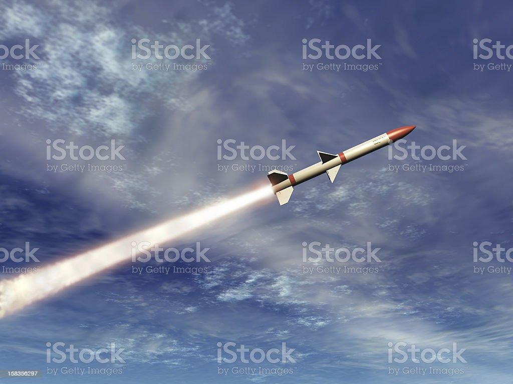 Lenkflugkörper – Foto