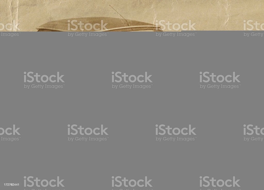 Missing Brick in the Wall royalty-free stock photo