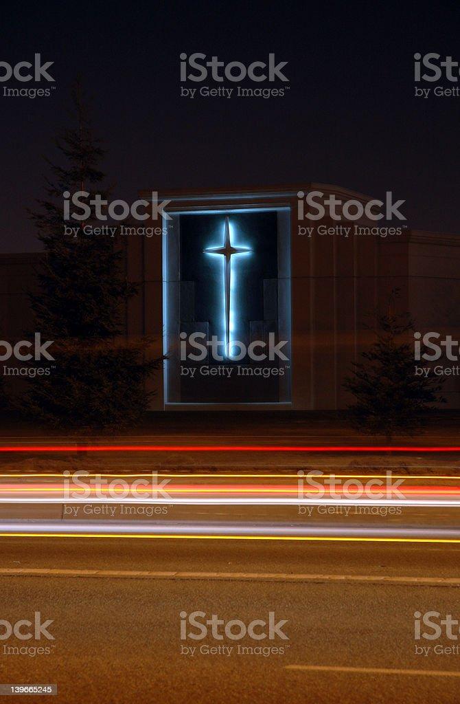 Missing Church? royalty-free stock photo