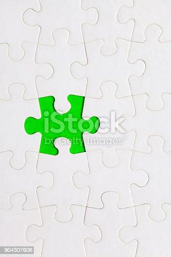istock Missing Piece 904307606