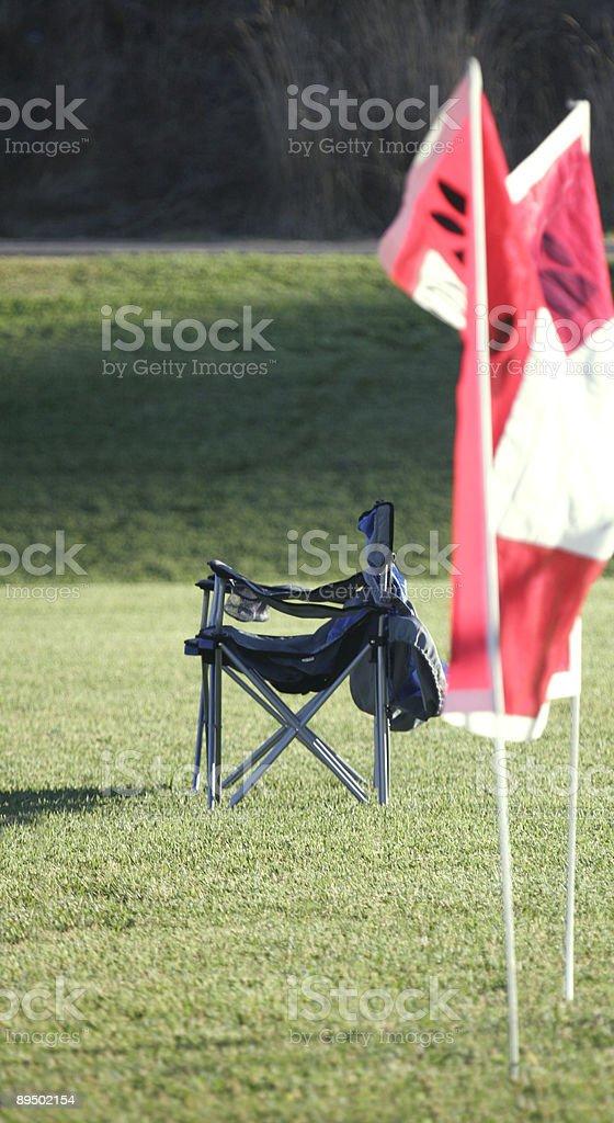 Missing Spectator royalty-free stock photo