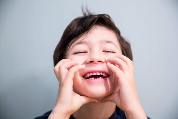 Fehlenden Zahn – Foto