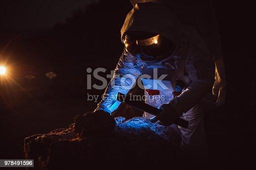 istock Mission Accomplished on Mars 978491596