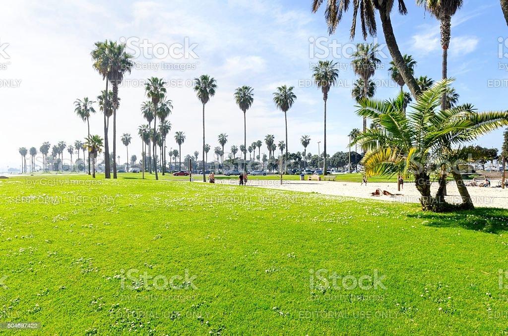 Mission Bay, San Diego, California stock photo