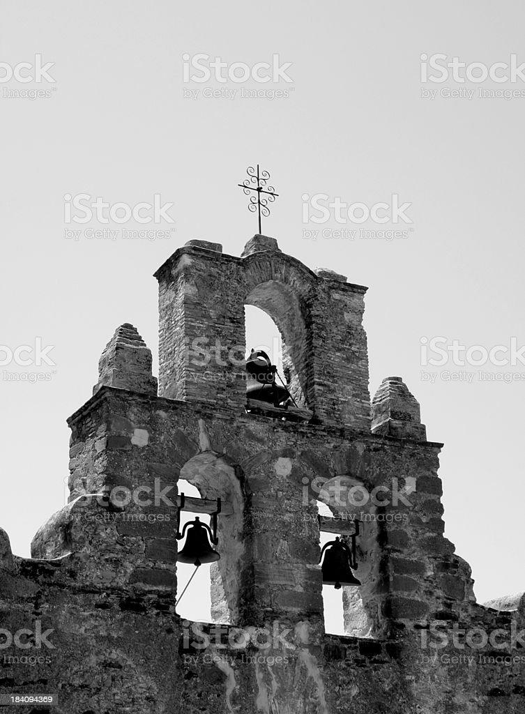 Mission San Juan royalty-free stock photo