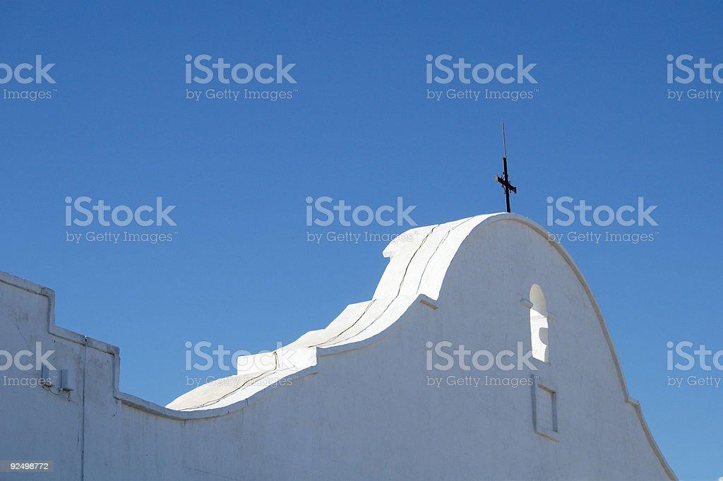Mission San Xavier Del Bac royalty-free stock photo