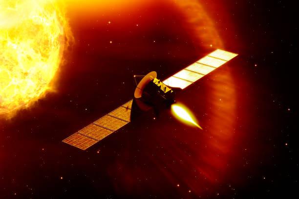 missione al sole - flare foto e immagini stock