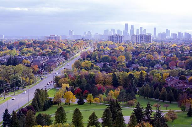 미시사 가을맞이 - 토론토 온타리오 뉴스 사진 이미지