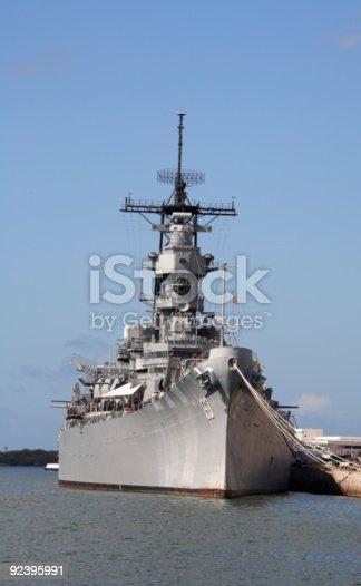 istock USS Missouri 92395991