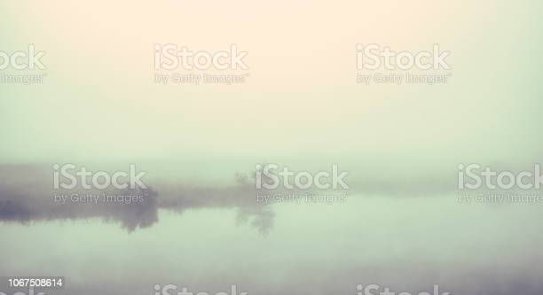 Photo of Mist on a lake