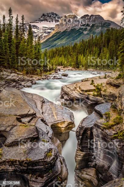 Mistaya canyon banff national park alberta picture id827047588?b=1&k=6&m=827047588&s=612x612&h=a0si3estb0hl9q0qkkctjoctr7fictmlf i6epvhmas=