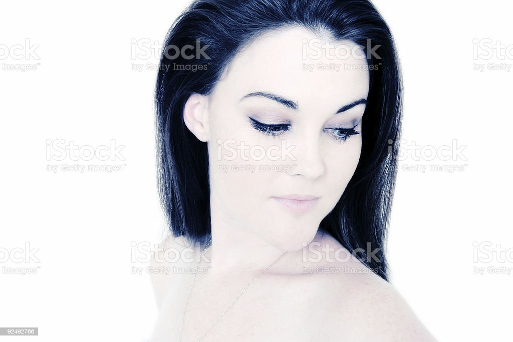 Misted Dreams royalty-free stock photo