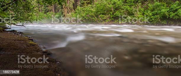 Photo of Misty Flowing Creek