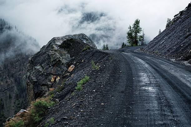 Misty Mountain Road – Foto