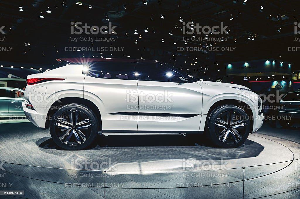 2016 Mitsubishi Ground Tourer Concept stock photo