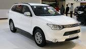 istock Mitsubishi Outlander 481132053