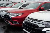 istock 2020 Mitsubishi Outlander Suvs 1208697754