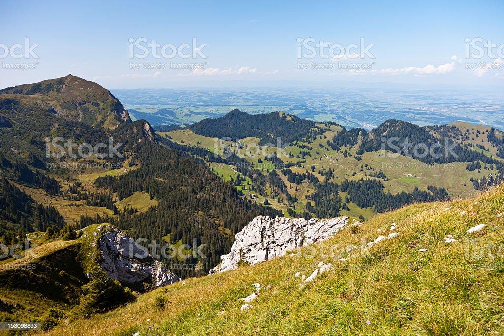 Mittaggüpfi stock photo
