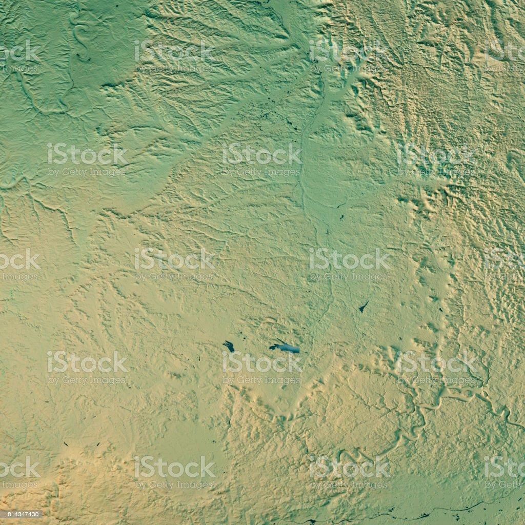 Mittelfranken Karte.Mittelfranken Karte