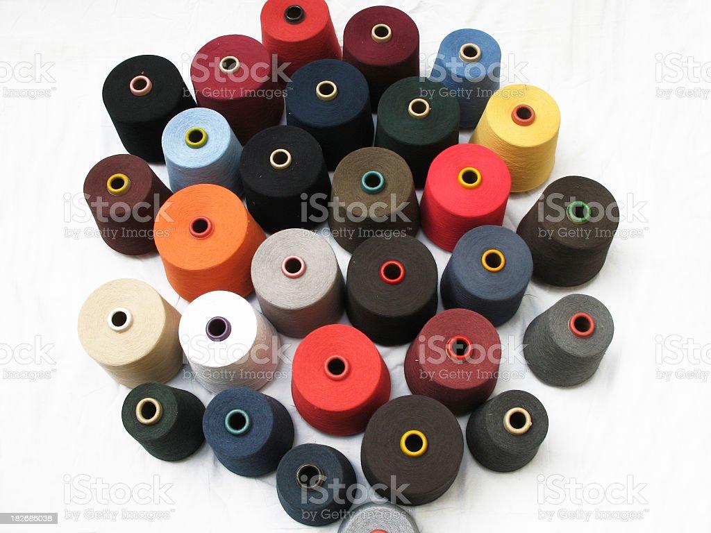 Mix colors stock photo