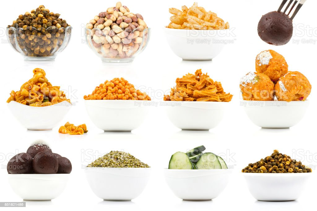 mix food stock photo