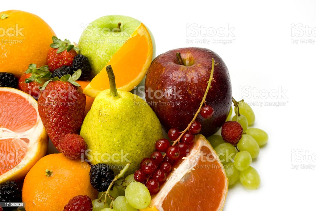 Mix Fruits royalty-free stock photo