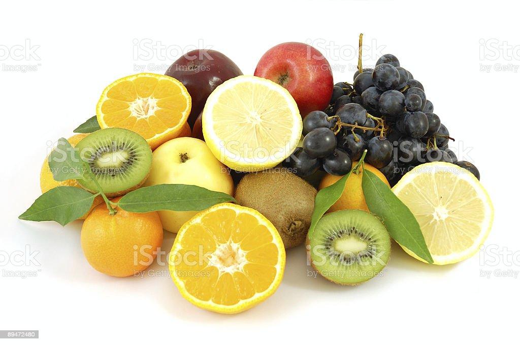 Сочетание фруктов Стоковые фото Стоковая фотография