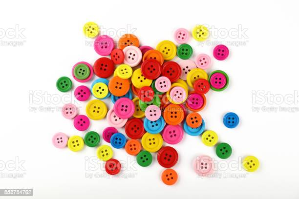 Mix of round colorful sewing buttons on white picture id858784762?b=1&k=6&m=858784762&s=612x612&h=cob63darslqvbssfwqxzq3yvxbp8mtg2ijflqyguvby=