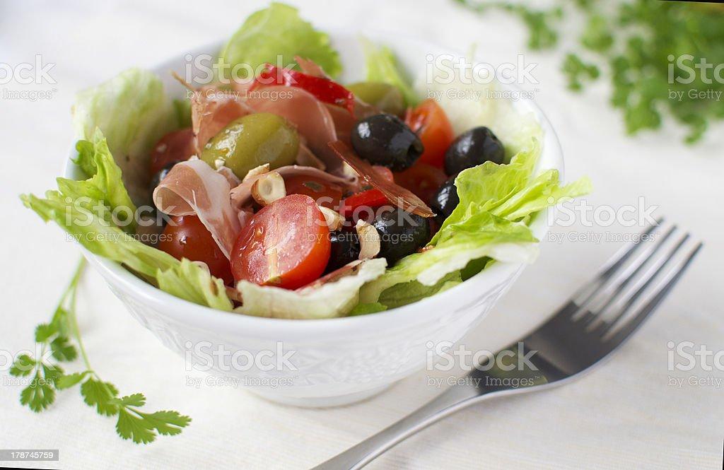 Mix-Salat – Foto