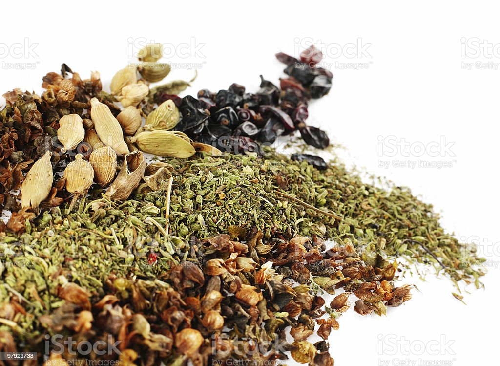 Mix spice royalty-free stock photo