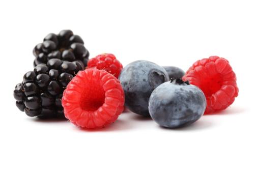 istock Mixed berries 182374526